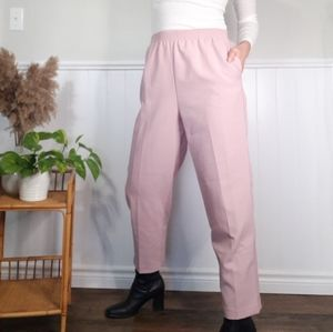 Vintage light pink pants